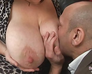 Big bowels of age roxy j receives fucked