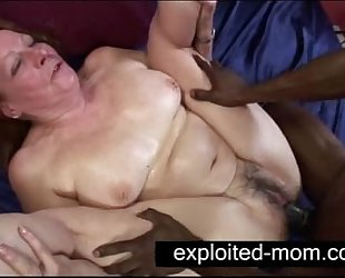 Venerable bitch interesting big malignant cock about granny sexual connection film over