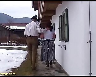 extreme german mature fetish lesson