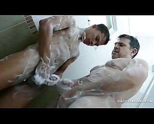 Mature Mike Fucks Sexy Asian Boy