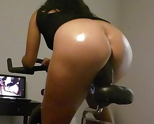 Whore hotwife can't acquire sufficiently bbc