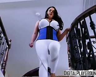 Xxx porn video - in a pinch with (angela white, ramon nomar)