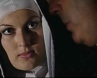 Saleable nun wants a hard cock in her wicked ass