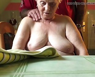 76 savoir vivre old old lady in law,nice tits