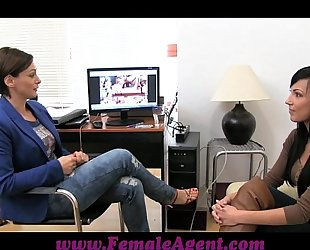 Femaleagent charming livecam model steals the show