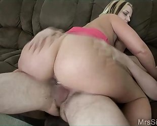 Wife group-fucked on the ottoman