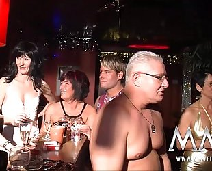 Mmv films wild german older swingers party