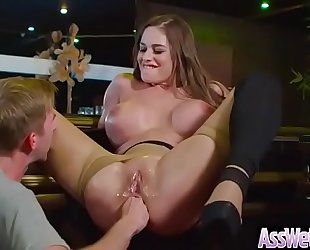 (cathy heaven) superb white wife with large moist wazoo have a fun anal sex clip-14