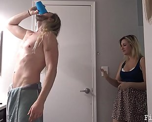 Mom gives son viagra - fifi foxx and rod ninja