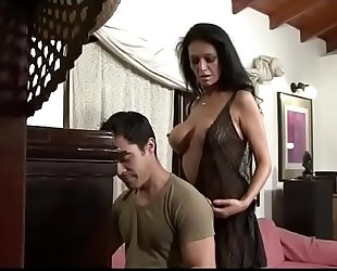 My doxy of a Married slut seduces younger chap vol. 1